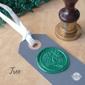 Wax Seal - tree