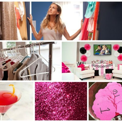 Inspiration | Clothing Swap Party
