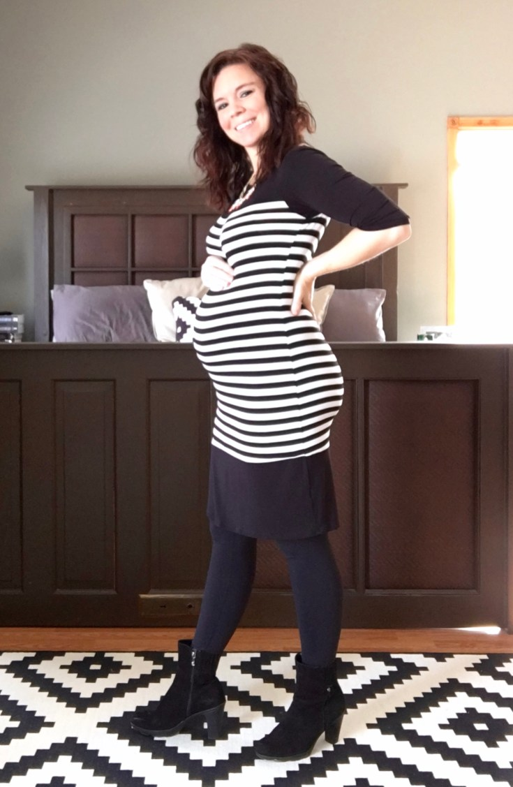 Loveappella Maternity Hartley Dress