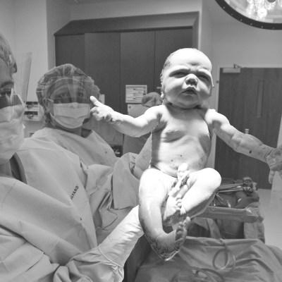 Frances' Birth Story