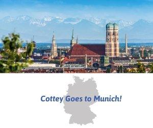 View of Munich, Germany