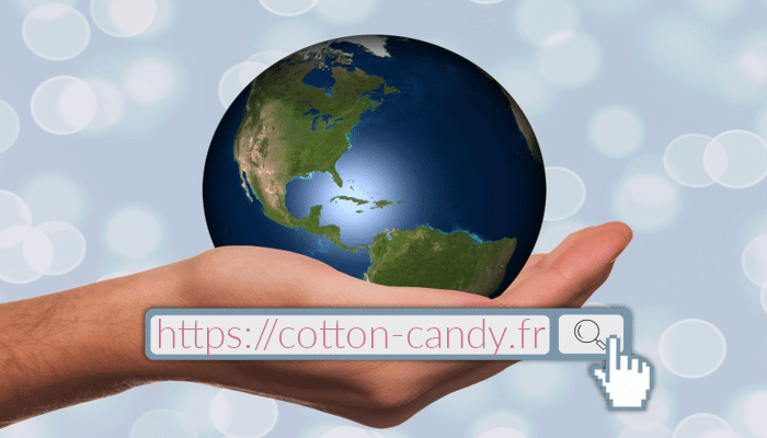 Cotton Candy - https ssl