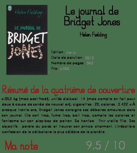 journaldebridgetjones