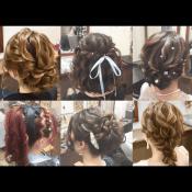 結婚式・2次会のヘアセット