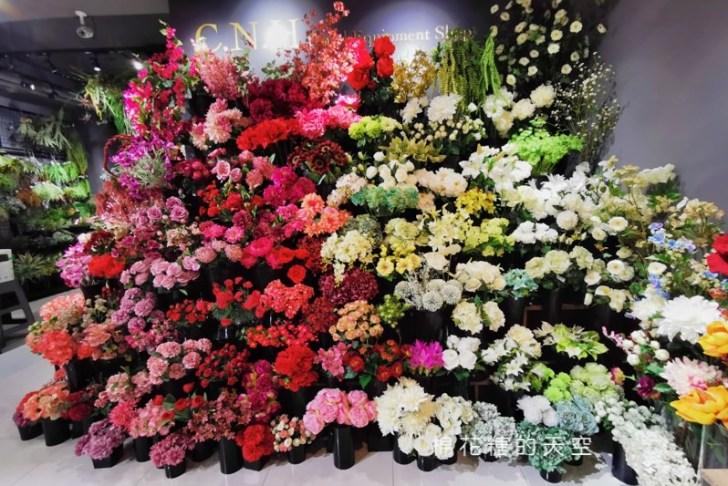 20200420210729 38 - 台中廣三SOGO後方超美花店!建南行人造花比真花還要美~