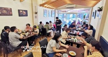 台中大里人氣越南料理 越好吃招牌推推鍋菜多的像小山一樣滿!