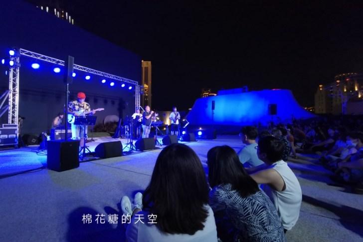 20200724222452 70 - 免費星空音樂會在台中國家歌劇院,用七期豪宅當做背景燈光