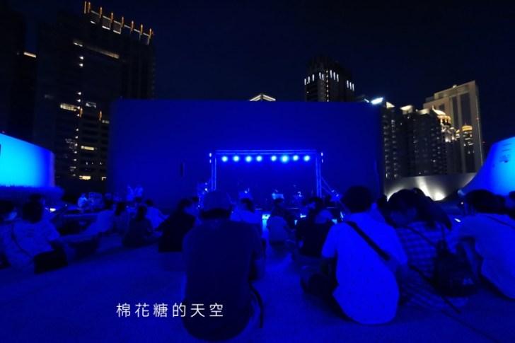 20200724222504 34 - 免費星空音樂會在台中國家歌劇院,用七期豪宅當做背景燈光