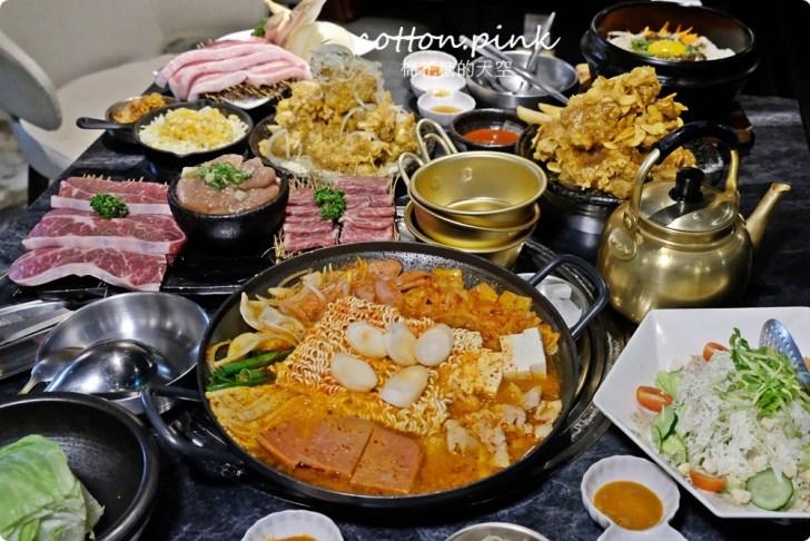 20200913202008 69 - 熱血採訪│台中韓式燒肉搭配部隊鍋、不出國也能來拉拉廚房吃好料