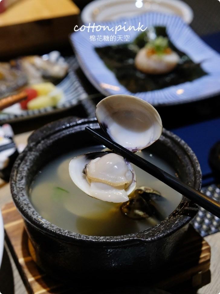 20210318082312 20 - 熱血採訪│免改名當月壽星就送特製鮭魚蛋糕!台中最新日式無菜單料理「鰆沐 割烹、酒」超澎湃