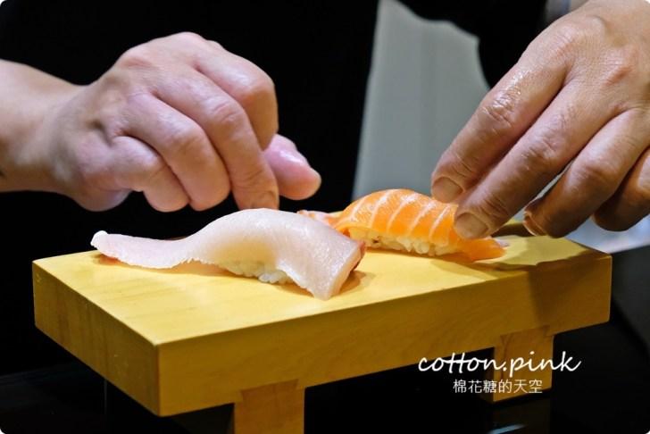 20210318082356 24 - 熱血採訪│免改名當月壽星就送特製鮭魚蛋糕!台中最新日式無菜單料理「鰆沐 割烹、酒」超澎湃