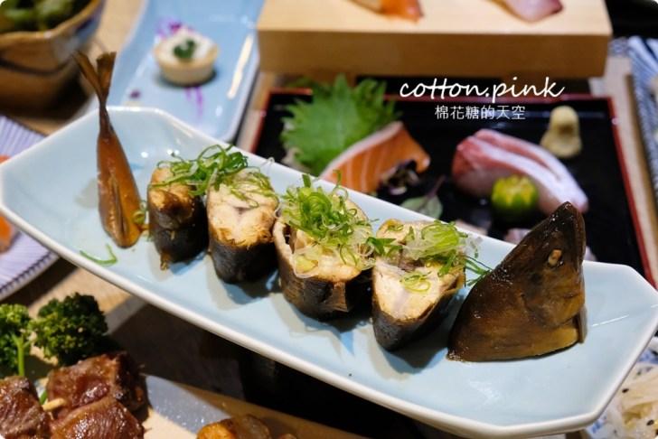 20210318082445 13 - 熱血採訪│免改名當月壽星就送特製鮭魚蛋糕!台中最新日式無菜單料理「鰆沐 割烹、酒」超澎湃