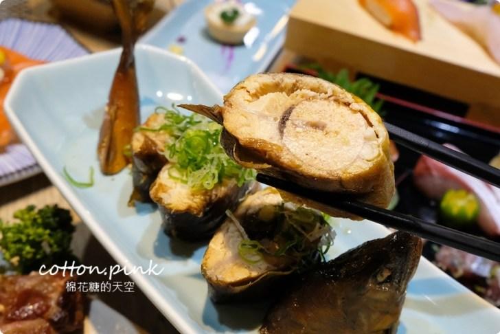 20210318082455 50 - 熱血採訪│免改名當月壽星就送特製鮭魚蛋糕!台中最新日式無菜單料理「鰆沐 割烹、酒」超澎湃