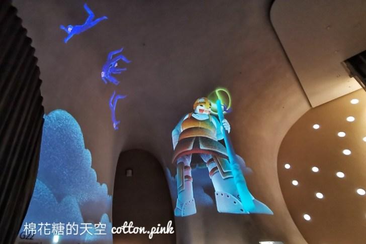 20210916223421 14 - 歌劇院光之曲幕開放自由入座!四大經典表演躍上洞穴牆面~