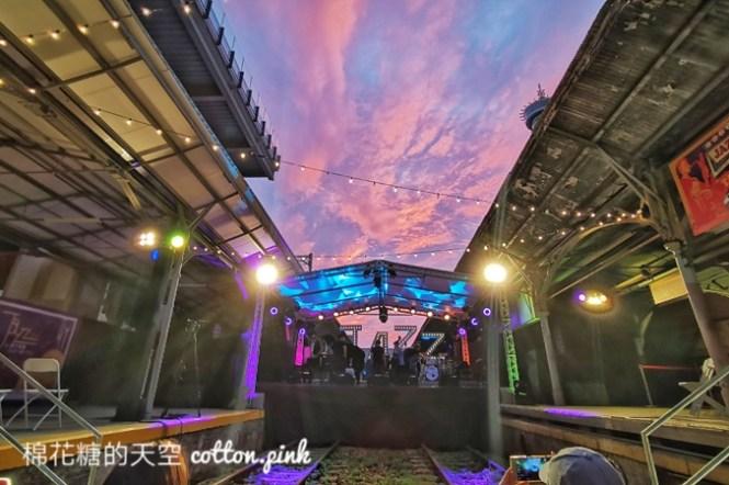 2021台中爵士音樂節活動懶人包,為期十天表演場次、場地與往年大不同!