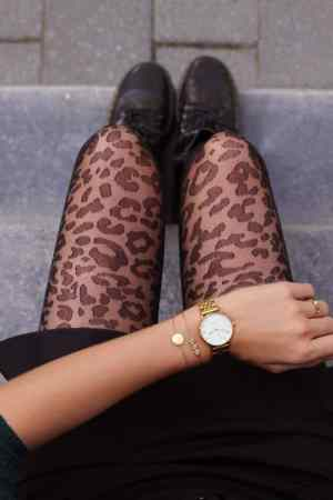 My Jewellery panty met luipaard MJ03871-1100 (1)