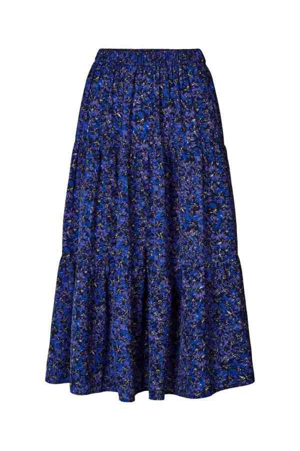 Lollys Laundry Morning Skirt 21142_4023 - 74 Flower Print 1