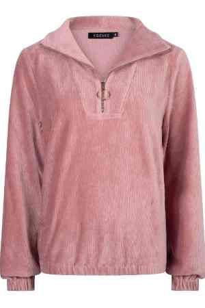 Ydence - Sweater Jenka dusty pink FS2107-123 (1)-min