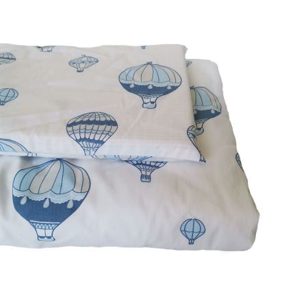 Cot Duvet Cover Ballon Design