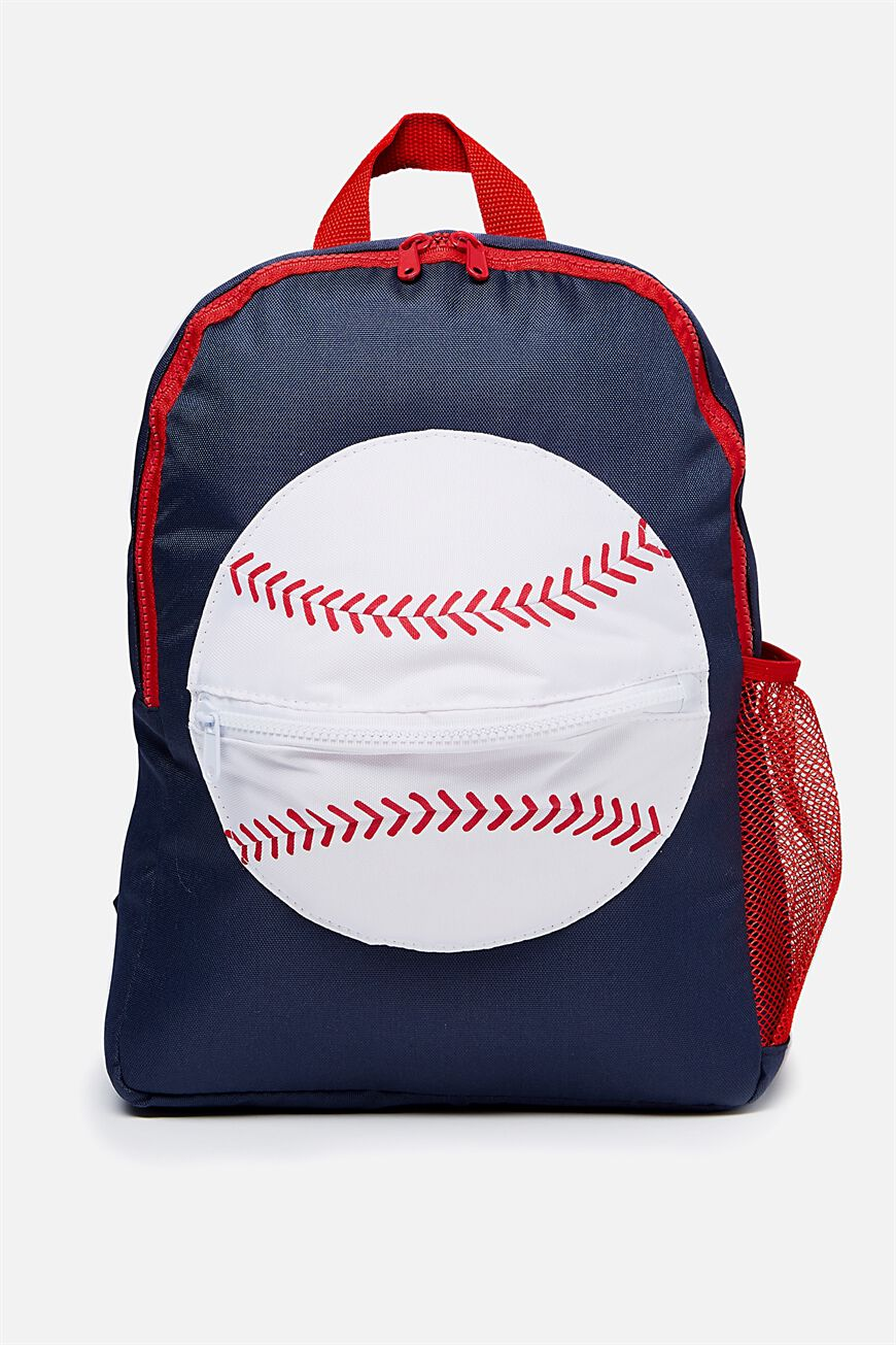 Girls Backpacks   Fashion Backpack   More   Cotton On School Backpack  BASEBALL