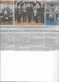 Cheadle Post & Times Article
