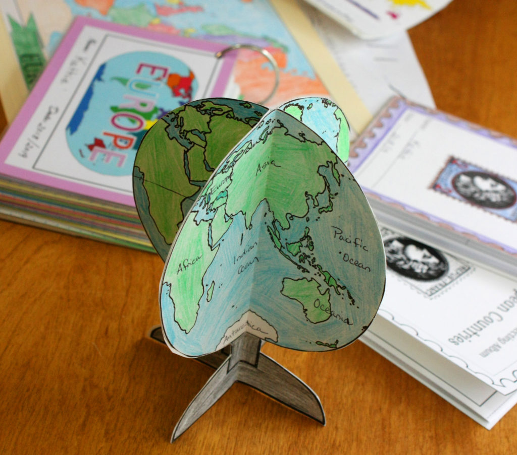 European Geography Lesson Plan 2 Europe