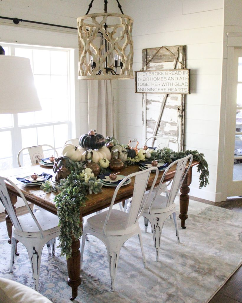 Design Ideas Farmhouse Dining Room Decor 50 Wtsenates
