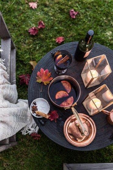 Simply Delicious Mulled Wine - Cottonwood - Nicki Dobrzynski