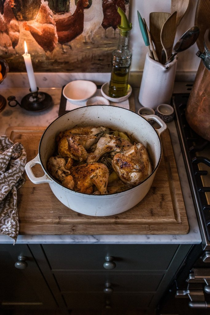 Cooking - chicken supreme