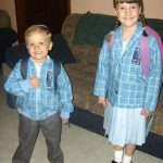 Retro: First Day of School 2007