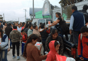 Earthquake Relief - Mexico State