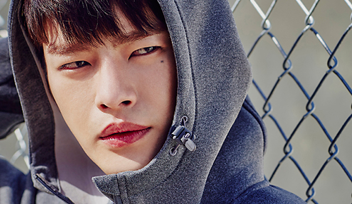 ISENBERG SS 2016 Visuals Feat Seo In Guk Couch Kimchi