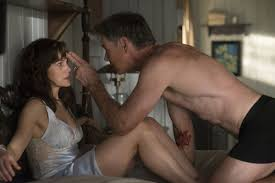 Carla Gugino and Bruce Greenwood in Gerald's Game (2017)