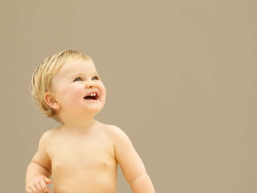 galerie beau bébé souriant