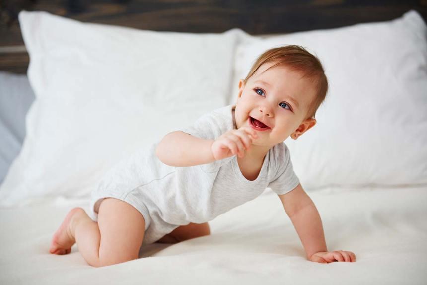 échantillon gratuit pour bébé