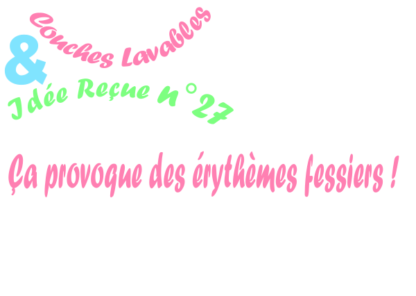 coucheslavables rougeurs erythemes fessiers