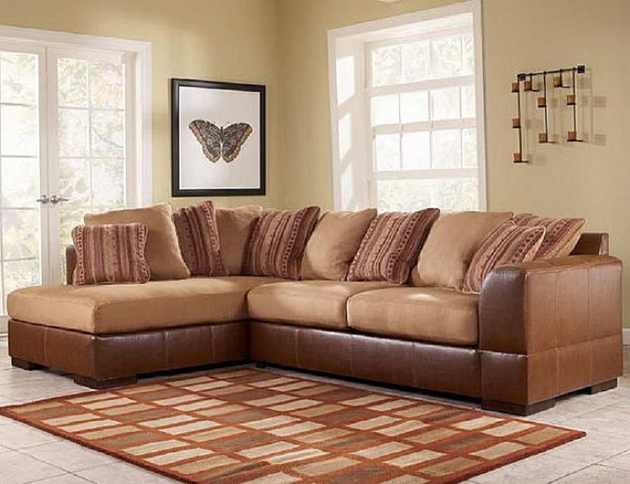 Light Colored Leather Sofas A Bright Vibe In 2018 Trendy