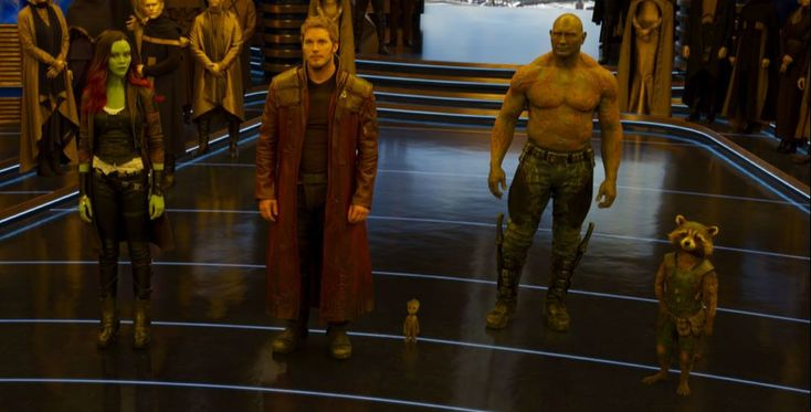 , Couch Guy Reviews: Guardians Of The Galaxy: Volume 2