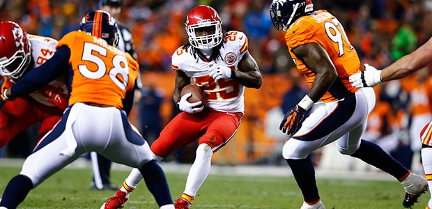 , Jamaal Charles Has Found a New Home