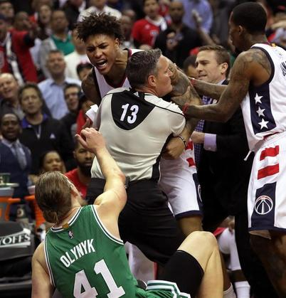 , Kelly Olynyk is not a Dirty Player