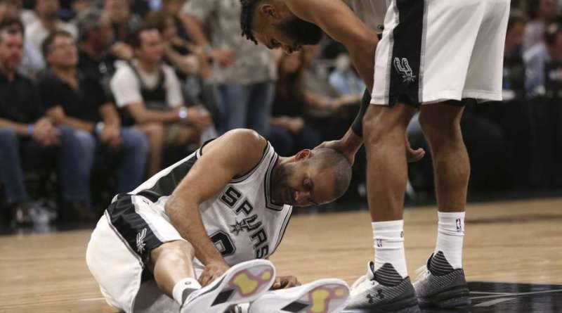 , BREAKING: Tony Parker Out For The Remainder Of Playoffs