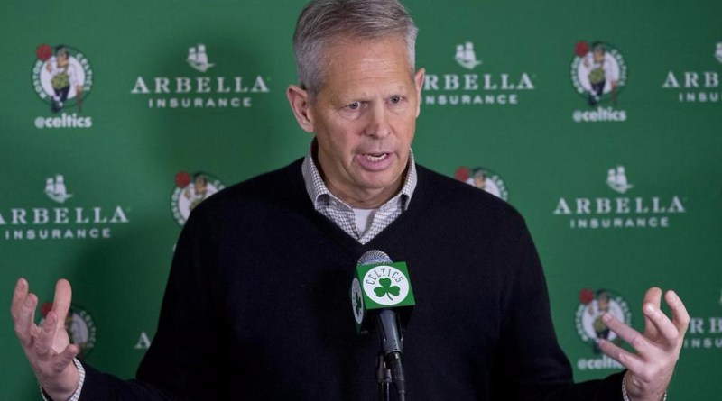 , Danny Ainge: You're An Idiot