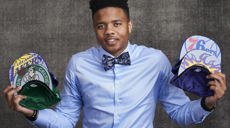 , Markelle Fultz Only Plans to Work Out With the Celtics