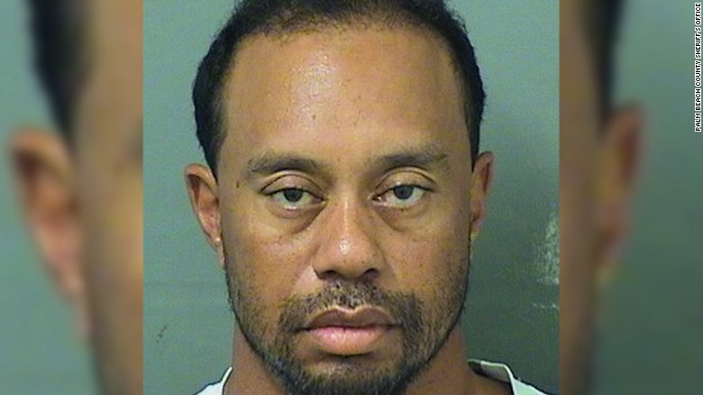 , Tiger Woods Arrest Dash Cam Video Released