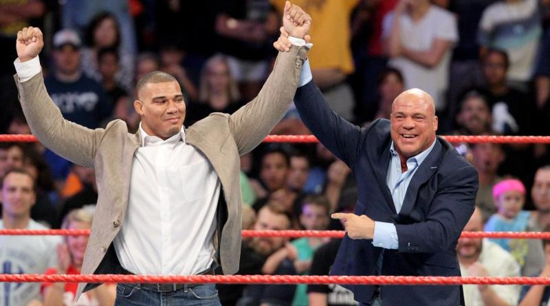 , The Kurt Angle Storyline Embraces Wrestling-As-Soap-Opera