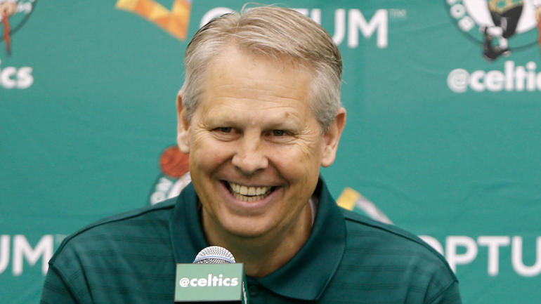 , Danny Ainge's Assets Are Starting to Dry up