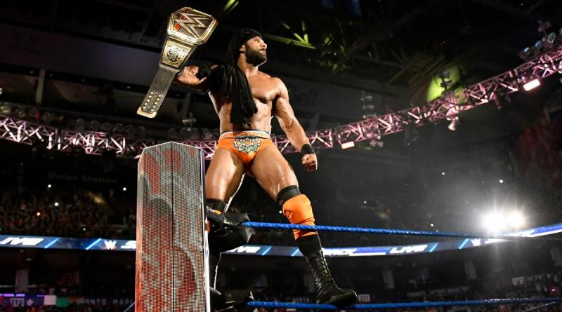 , Nobody Benefited from Smackdown's Non-Title Grudge Match