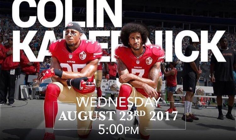 , Big Issue With The Colin Kaepernick Rally Soon To Be Going On At NFL HQ