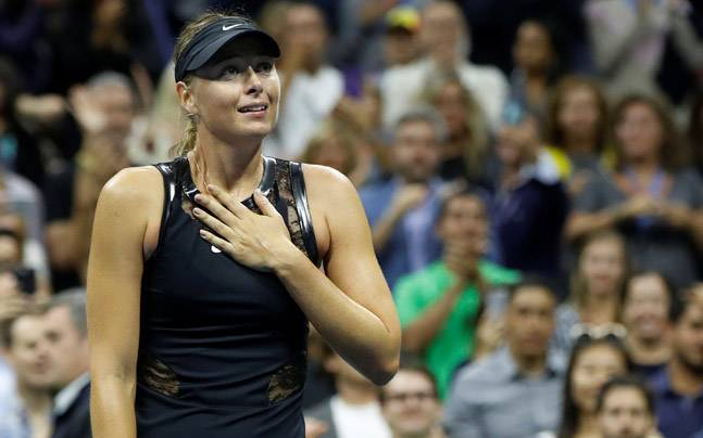 , US Open 2017: Can We Just Leave Maria Sharapova Alone?