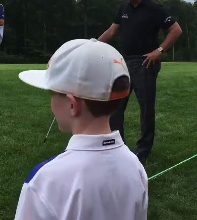 , WATCH: Phil Mickelson Takes Advice From A Kid This Weekend, Takes It And Makes The Kids Day